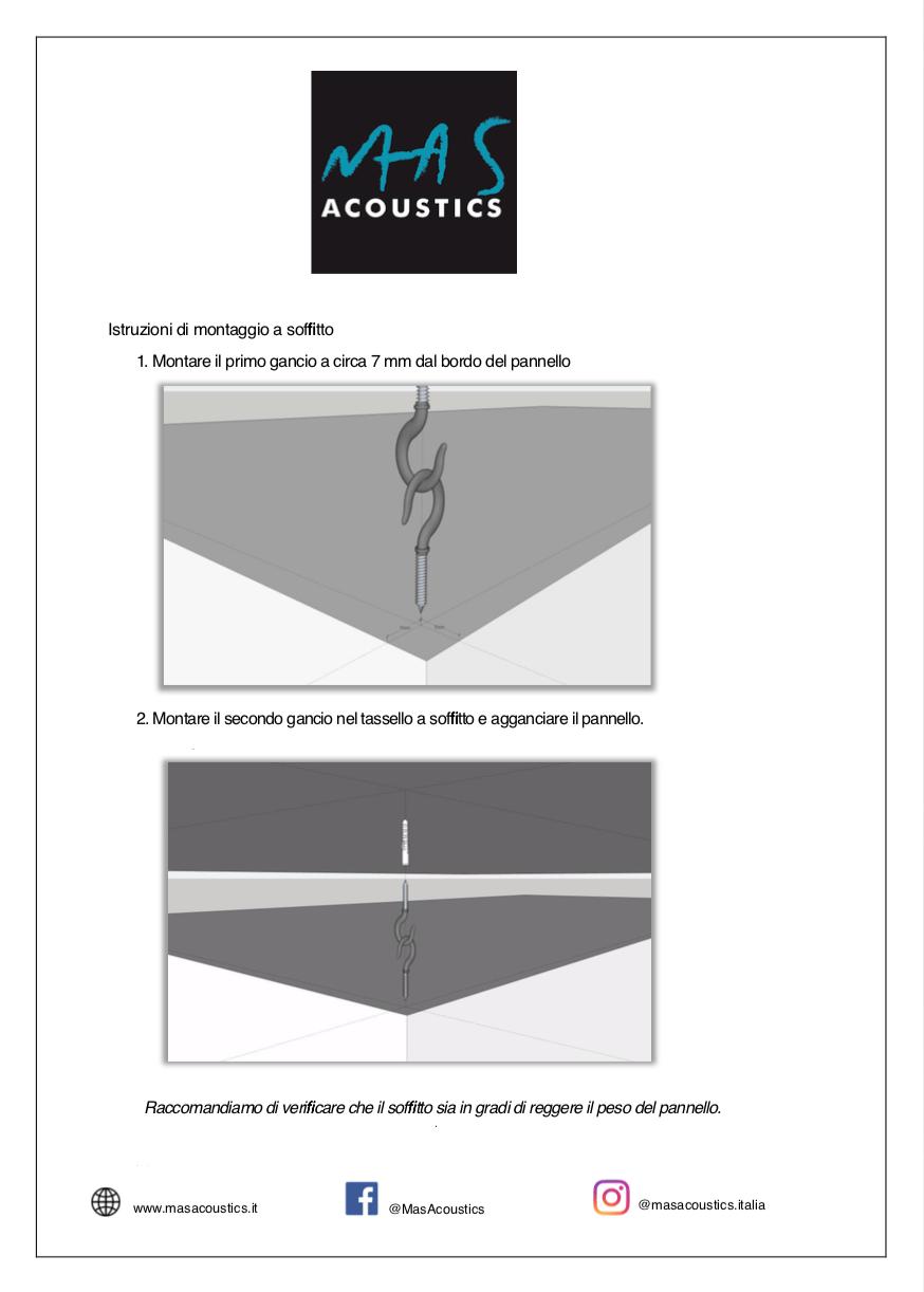 montaggio a soffitto pannelli fonoassorbenti smart.png